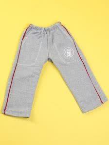 Детские утепленные штаны на резинке
