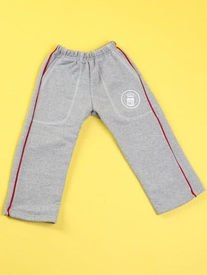 Детские утепленные штаны на резинке, фото 1
