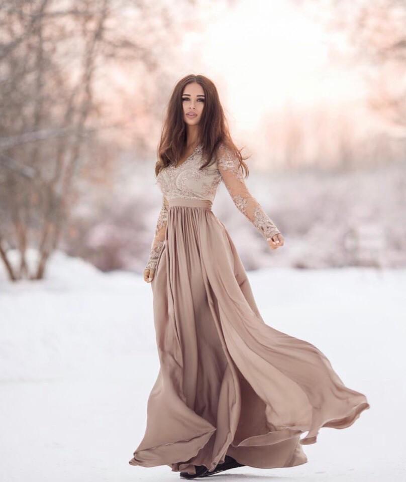 da7abf8f5eae Платья в пол, купить длинное платье в Киеве (Украина), красивые длинные  платья - интернет магазин в Украине Onlady