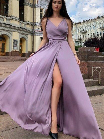 Нарядное длинное платье, фото 1