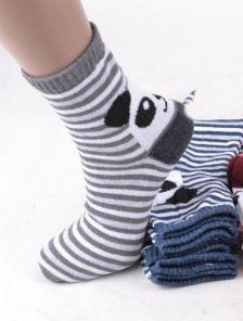 Длинные носки с мордочкой